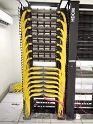 Networking Structured Cabling For Data & Voice, in Anywhere in India