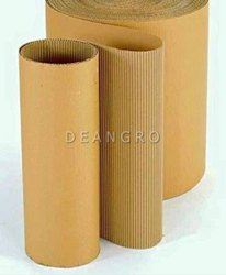 Plain Corrugated Roll