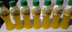 My foco Yellow Passion Fruit Juice