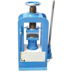 Hand Operated Compression Testing Machine 100 Ton