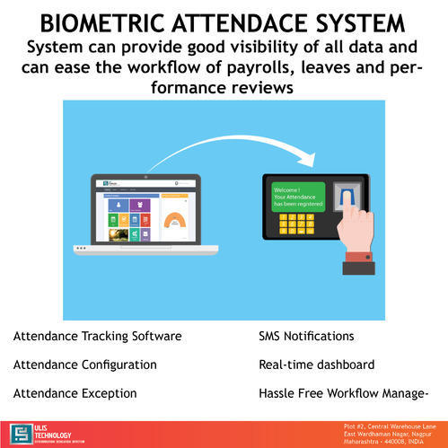 Bio-Metric Based Attendance Management Software