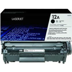 Hp Laser Jet Toner Cartridge 12a