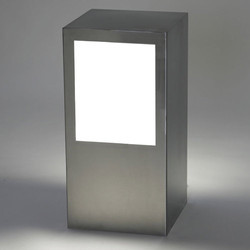 9W Polaris Outdoor LED Bollard