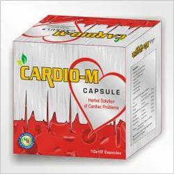 Cardio-M Capsules, 10*10 Capsules