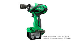 Hitachi Cordless Impact Wrenches WR14DL2