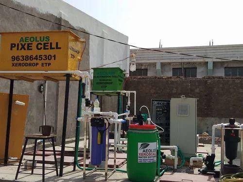 Effluent Treatment Plant For Textiles Industries