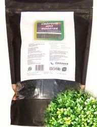 Visible Plastig Bag Shiny Black Cropzeq Soil Booster 10kg Box Potassium Humate, Pack Size: 1kg, For Agricultural Use Only