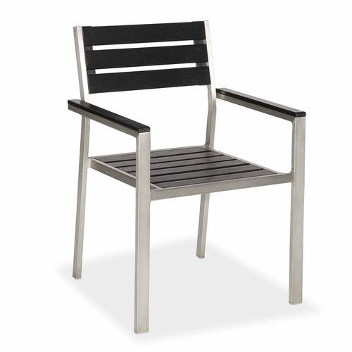 Stainless Steel Mild Steel Chair