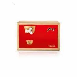 Godrej Premium Coffer V1 Red Safe, For Home