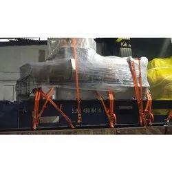 Heavy Cargo Lashing Service