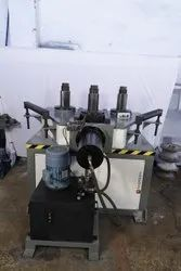 6 Inch Pipe Size Three Roller OR Section Bending Machine