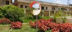 Road Safety Convex Mirror 18 inches