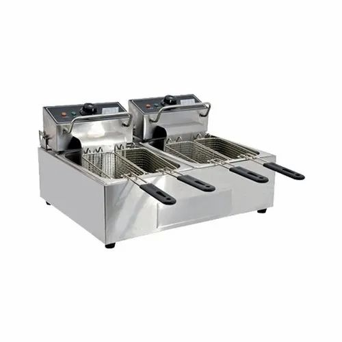 Twin Basket Deep Fat Fryers