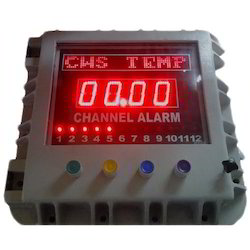 Flame Proof Channel Alarm Display