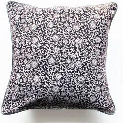 Vintage Dabbas Cushion Cover