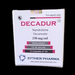 Decadur Powder, 10ml, Packaging Type: Amps