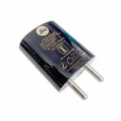 Black Travel 1 USB Mobile Charging