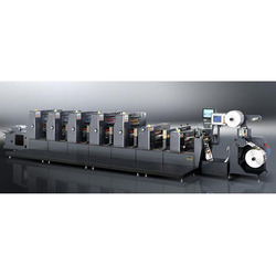 High Speed Offset Printing Machines