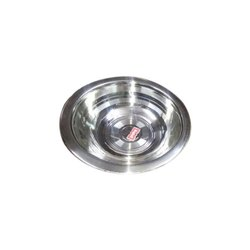 Anjali 2 Pcs Stainless Steel Mixing Bowl