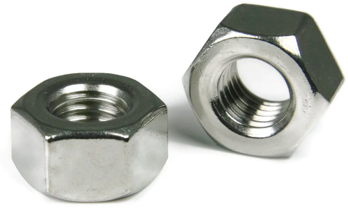 Metal Fasteners - Stainless Steel Nuts Exporter from Mumbai