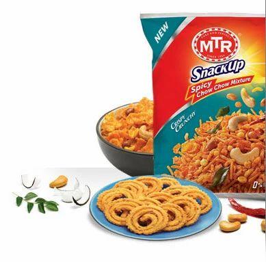 MTR Foods Pvt Ltd - Manufacturer of Mtr Snackup & Masala Powders