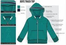 Boys Jacket - Fleece