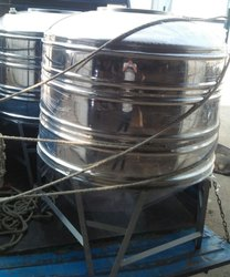 Insulated Water Tank