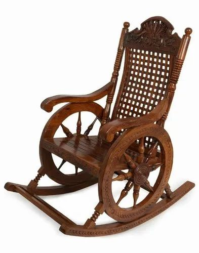Outstanding Wooden Rocking Chair Gmtry Best Dining Table And Chair Ideas Images Gmtryco