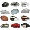 Royal Enfield Motorcycle Fuel Tank Assembly British Bike Replacement Spare Parts