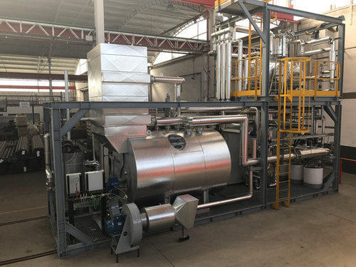 Power Plant Boilers, Application: Gas And Oil | ID: 8881796462