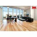 Designer Wooden Flooring Service, Minimum Area: 100 Sq Ft