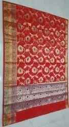 Kota doria zari wiewing sarees