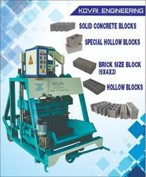 High Technology Hollow Block Making Machine