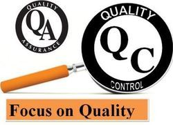 QA And QC Course