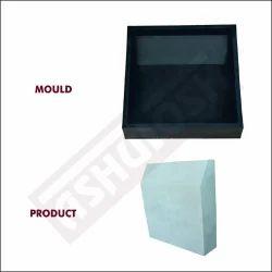 Taper Kerb Stone Moulds - (Size: 350 X 450 X 100)