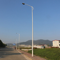 Conical Light Poles