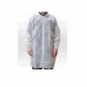 Non Sterile Non Woven Disposable Lab Coat