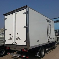 Mild Steel Refrigerated Container Body, Size: 6750 x 2400 x 2500 mm