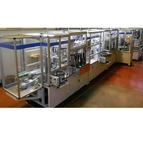 Assembly Line Automated Assembly Line Manufacturer From