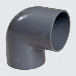 Gray PVC Elbow