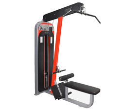 Lat Pull Down Seated Rowing Magnum