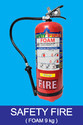 Safety Fire Foam Fire Extinguisher