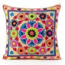 Suzani Indian Pillow Cover