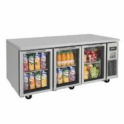 Under Counter Refrigerator With Drawers