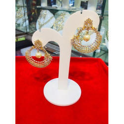 Wedding And Anniversary Jaipuria Artificial Earring