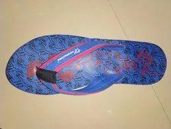 Daily Wear Printed Ladies Flat Footwear