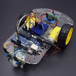 Line Follower Robotic Kit
