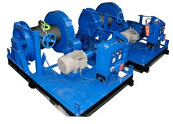 Heavy Duty Winch Machine 3 Ton