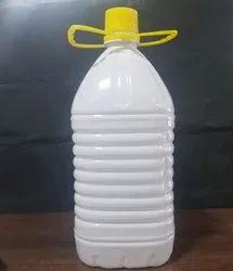OPAQUE Round 5 LITER MILKY WHITE JAR, For Packaging