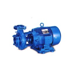 Single Phase Industrial Monoblock Pump, Electric, 100 - 500 LPM
